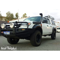 KUT SNAKE FLARES For Ford Ranger PJ PK 2007-2011 ABS Moulded Full Set