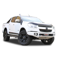 RHINO 4X4 Holden Colorado RG 2012-2016 Front Bumper Replacement Winch Bullbar ADR Compliant