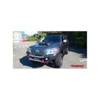 RHINO 4X4 Toyota Landcruiser 200 Series 2008-2015 Pre Facelift Model Front Bumper Replacement Winch Bullbar ADR Compliant