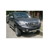 RHINO 4X4 Toyota Prado 150 Series 2009-11/2013 Pre Facelift Model Front Bumper Replacement Winch Bullbar ADR Compliant