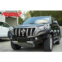 RHINO 4X4 Toyota Prado 150 Series 11/2013+ Facelift Model Front Bumper Replacement Winch Bullbar ADR Compliant