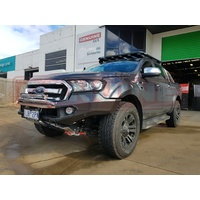 RHINO 4X4 Ford Ranger PXII PX2 2015+ Front Bumper Replacement Winch Bullbar ADR Compliant